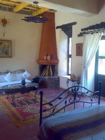 Ouirgane, Marruecos: Our room