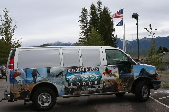 Big Mountain Lodge: The Shuttle