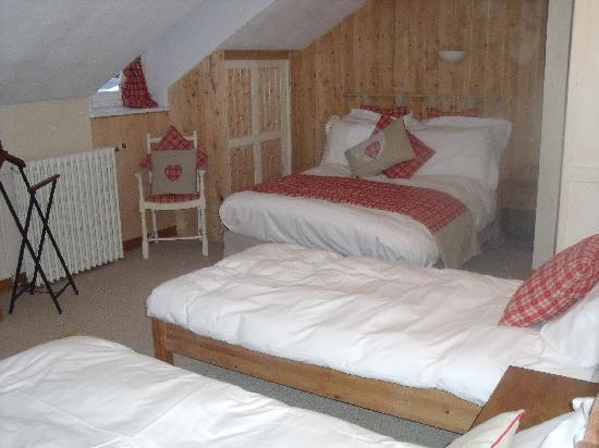 Les Cimes: room 7