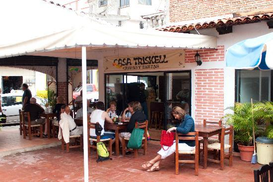 Casa Triskell : Enjoyed our stop