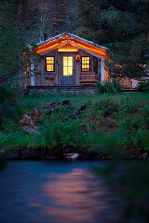 The Ranch at Rock Creek: Trapper Cabin