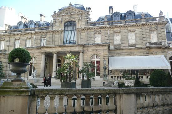Musee Jacquemart-André : Exterior view