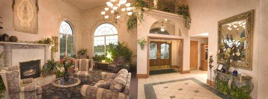 Stone Gate Inn: Lobby