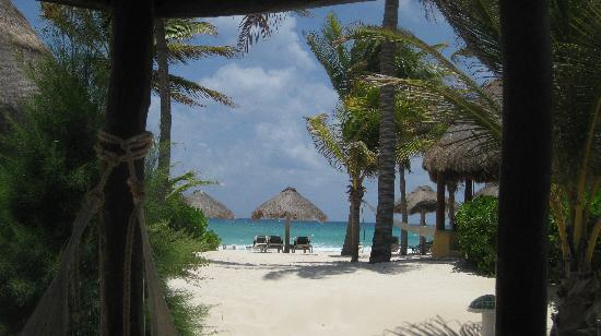 Mahekal Beach Resort: our oceanview ...second time around