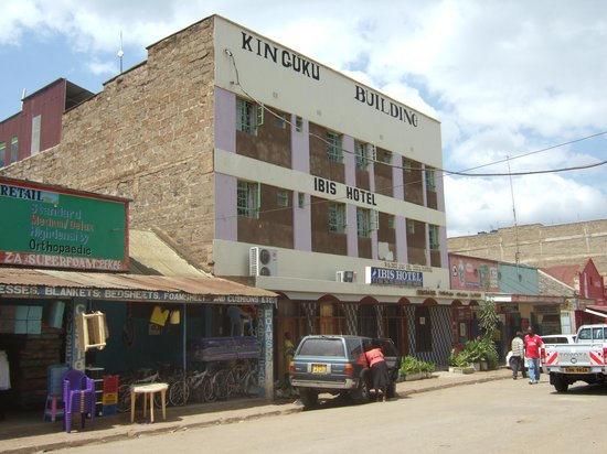 Nanyuki Town, เคนยา: hotel