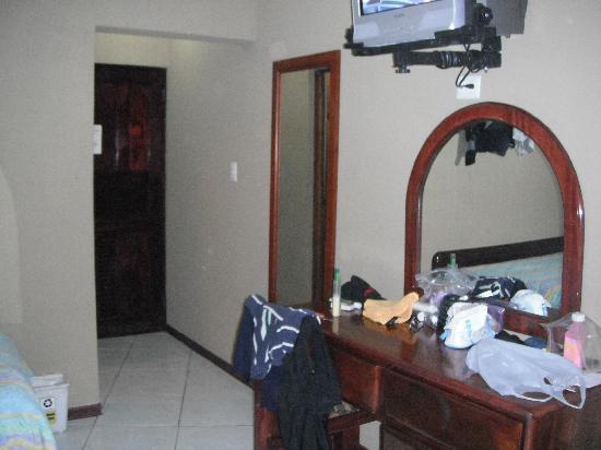 Hotel Balcon del Mar: chambre