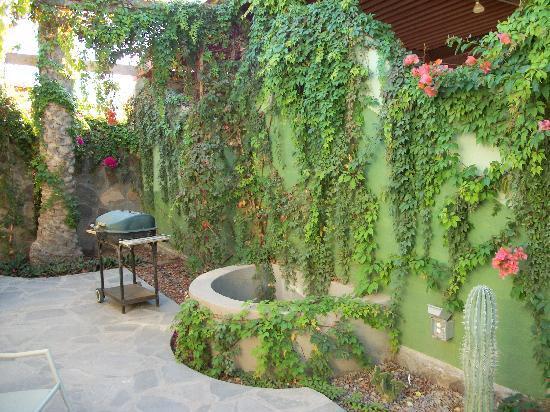 Casa Granada: Beautiful greenery