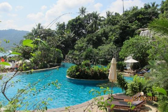 Santhiya Koh Phangan Resort & Spa: Santhiya main pool