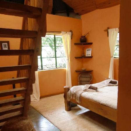 Sipi River Lodge: ロッジベッドルーム