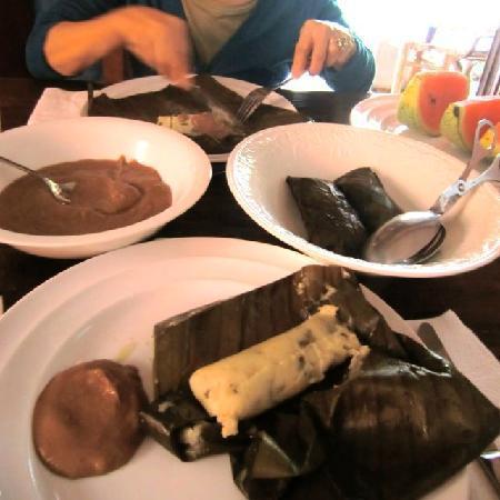 La Villa Serena: Breakfast