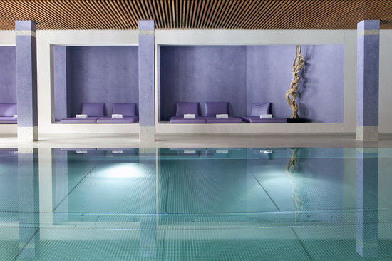 Park Gstaad: Spa