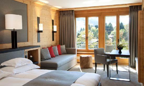 Park Gstaad: Standard Room