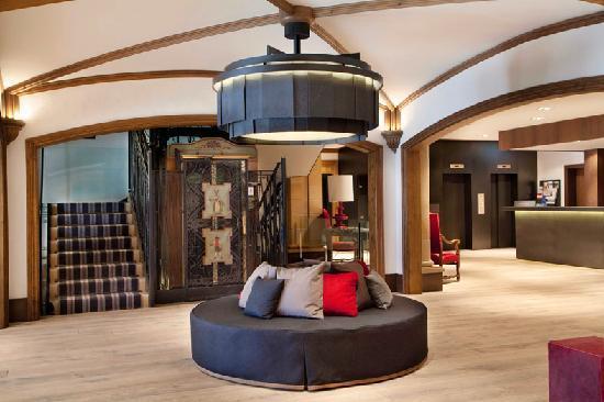 Park Gstaad: Lobby