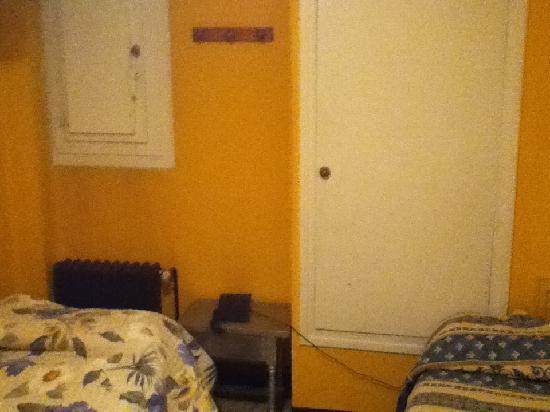 Hotel Griu: room