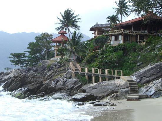 Khanom, تايلاند: Khanom Hill resort