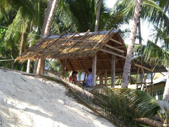 Khanom, Tailândia: Fishermens restaurant
