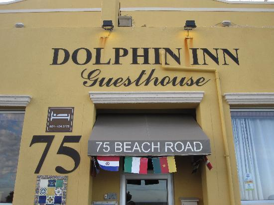 Dolphin Inn Guesthouse, Mouille Point: Dolphin Inn from the outside
