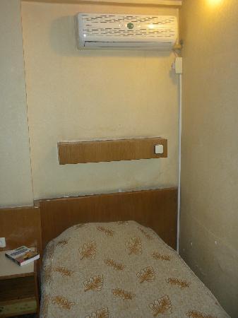 Hotel Birbey: Cama