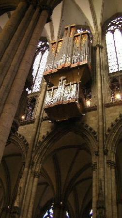 ケルン大聖堂 (ドーム), 見事なパイプオルガン
