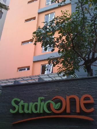 ‪‪Studio One Residence‬: The front view of StudioOne‬