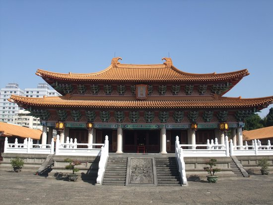 ConfuciusTemple Martyr's Shrine: 大成殿