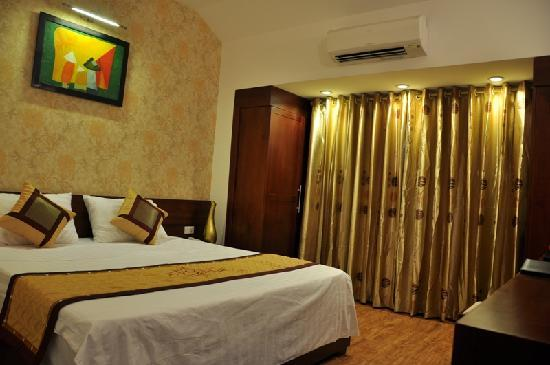 Lefoyer Hotel: my room