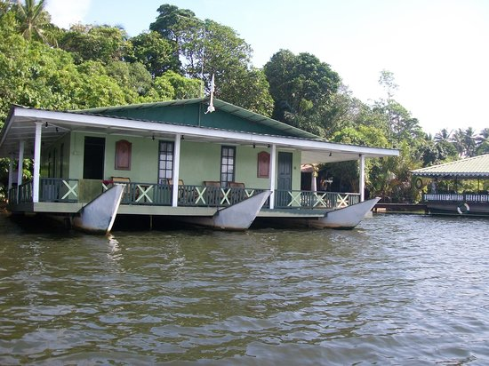Balapitiya, Sri Lanka: The Boat House(Dream House)