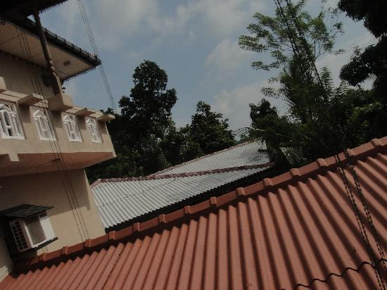 Ranthil Resort Guest House: balcony view