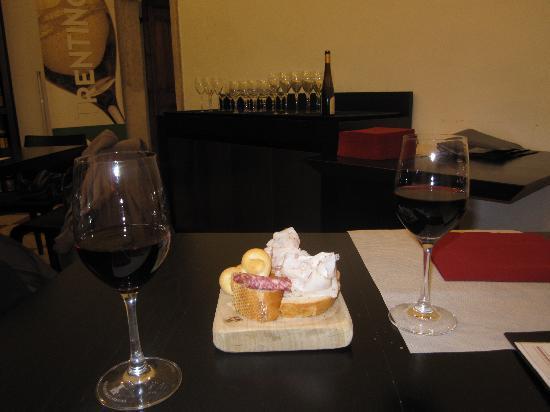 Hotel Adige: Paradiso dei vini