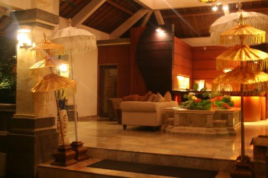 Asri Jewel Villas & Spa: Reception