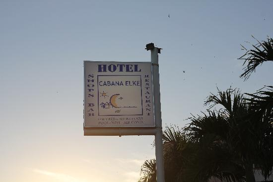 Cabana Elke : cabanas elke