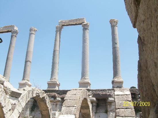 Agora Open Air Museum: Agora Ruins