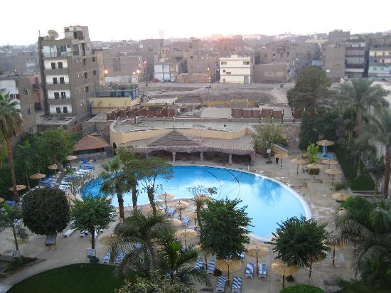 Eatabe Luxor Hotel: View room