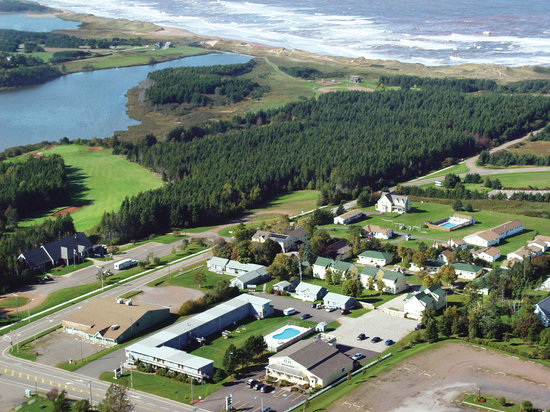 Resort at Cavendish Corner: aerial photo of resort