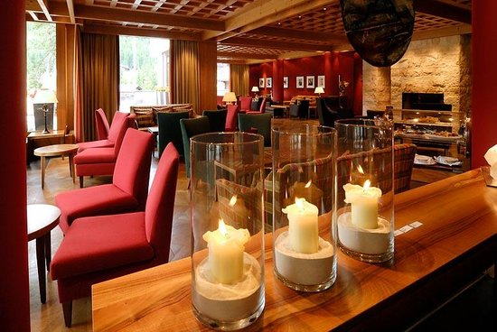 Arosa Kulm Hotel & Alpin Spa: K.Lounge