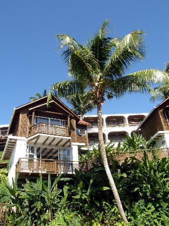 Hotel Villa Caribe: bungalow