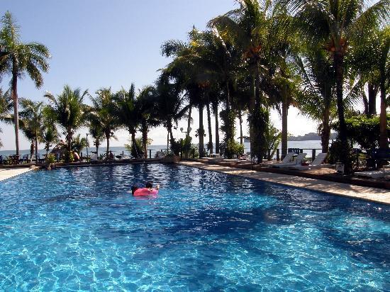 Hotel Villa Caribe: piscine