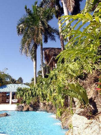 Hotel Villa Caribe : piscine