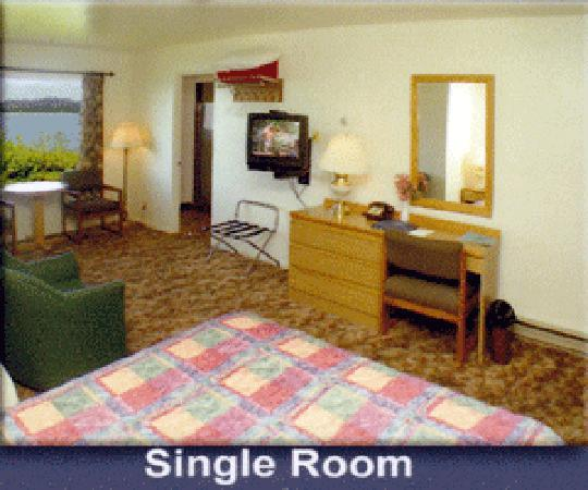 Bay Bridge Motel: Your Cozy Single Room