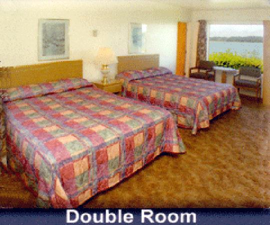 Bay Bridge Motel: Your Cozy Double Room