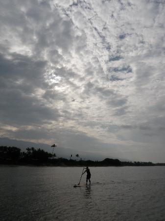 Paia, HI: big sky beautiful