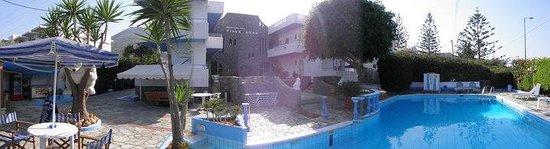 Hotel Villa Anna: panoramic
