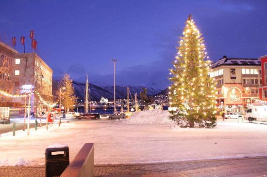 ทรอมโซ, นอร์เวย์: Tromso de nuit