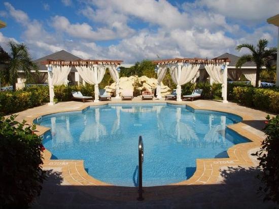 Melia Cayo Santa Maria : Yhi Spa pool