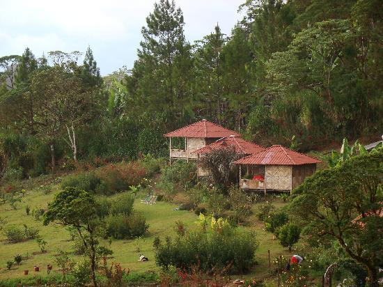 Esteli, Nicaragua: vista de la finca