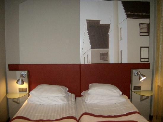 Original Sokos Hotel Albert: letto