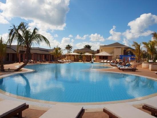 Melia Buenavista: Lobby pool