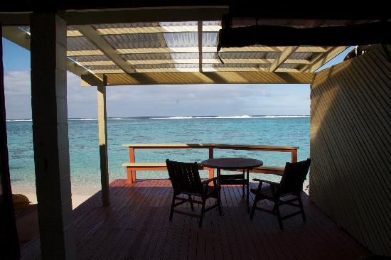 Main Islander On The Beach Holiday Properties: View from the bedroom