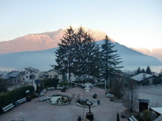 Verceia, Italia: vista dalla camera