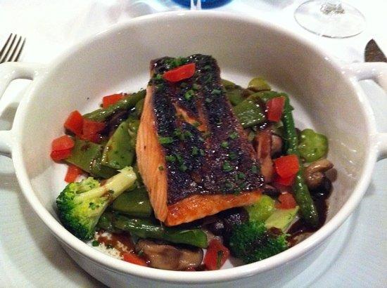 Brasserie Flo : salmon